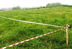 Межуешь землю - готовь колышки для закрепления границ участка