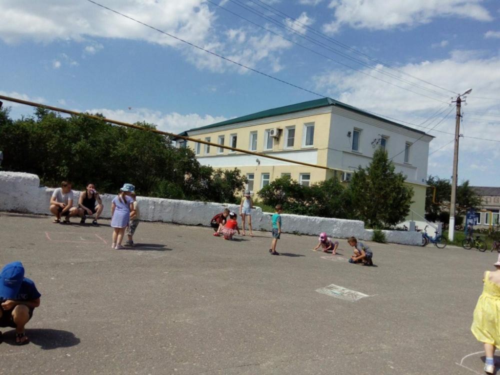 1 июня 2019 в МКУ «Центр культуры Дерезовского сельского поселения» был проведён праздник «Планета детства»