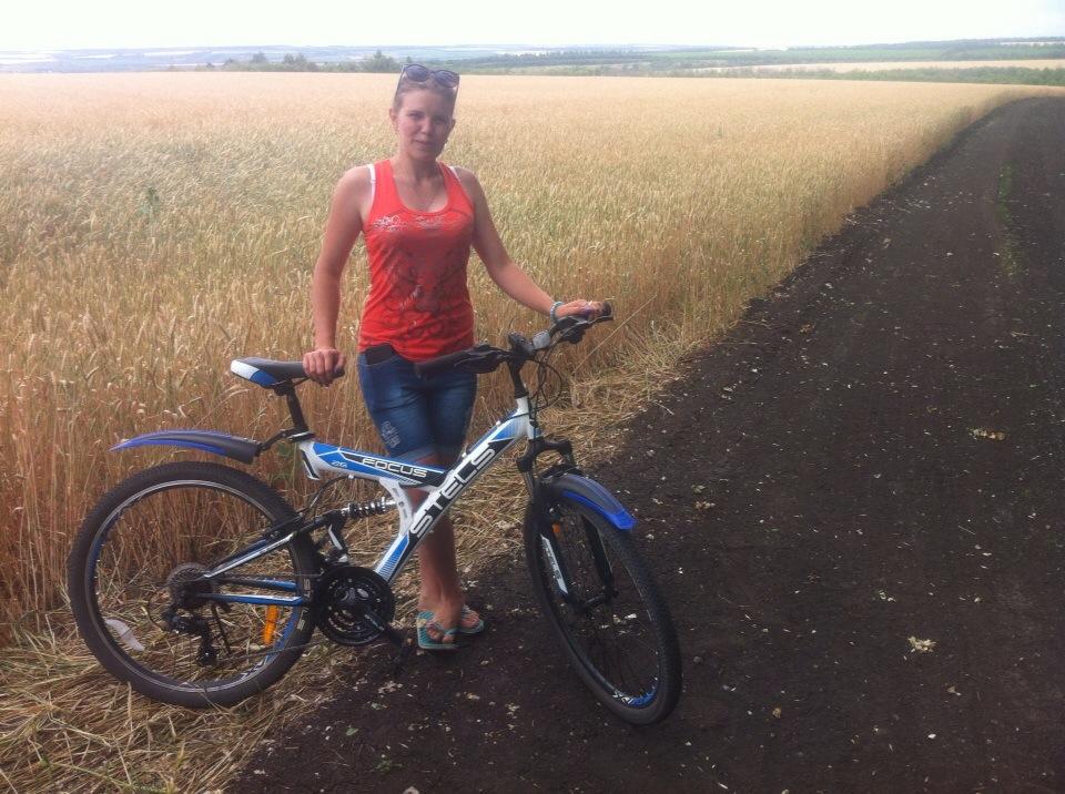 """Фото -конкурс  """"Я и мой велосипед"""""""