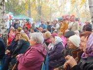 Юбилей села Ольшанка