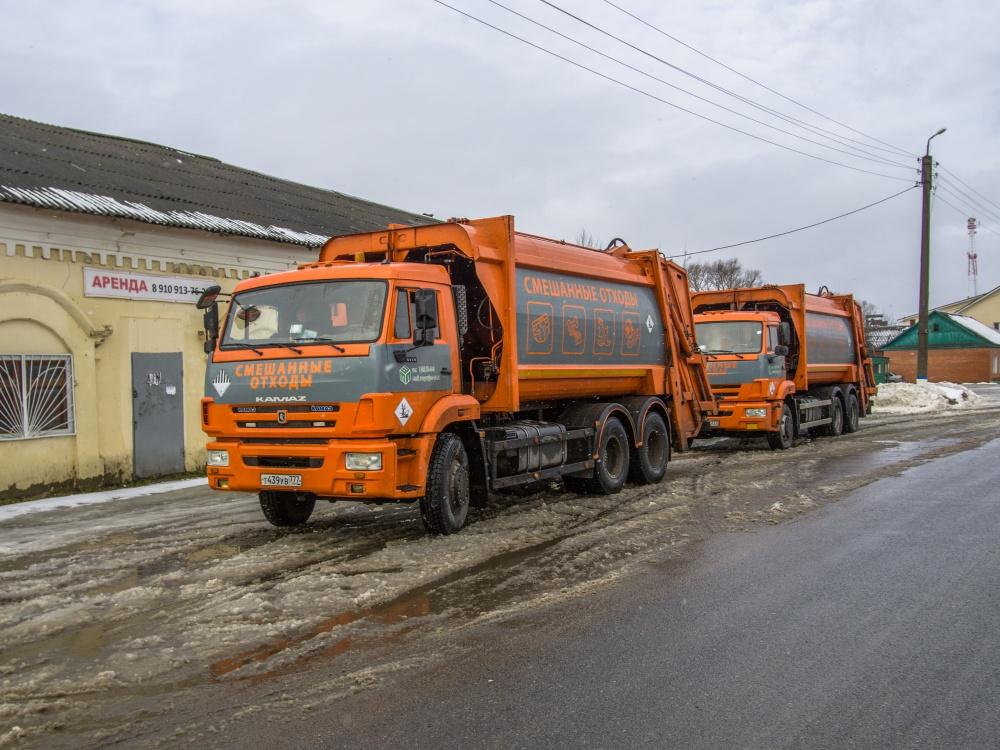 ТКО из Износковского района доставляется в Экотехнопарк «Калуга»