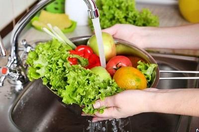 О рекомендациях как правильно выбрать и мыть овощи