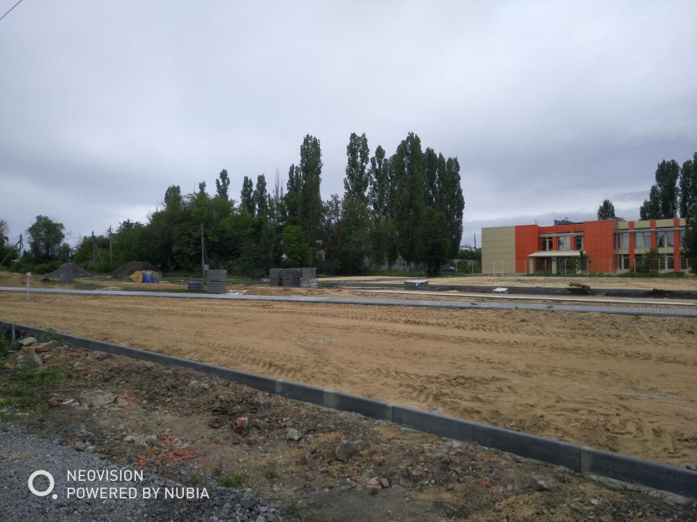 В рамках государственной программы «Формирование современной городской среды Воронежской области» национального проекта «Жилье и городская среда» в 2021 году в г. Поворино благоустраиваются два сквера – «Южный» и «Московский»