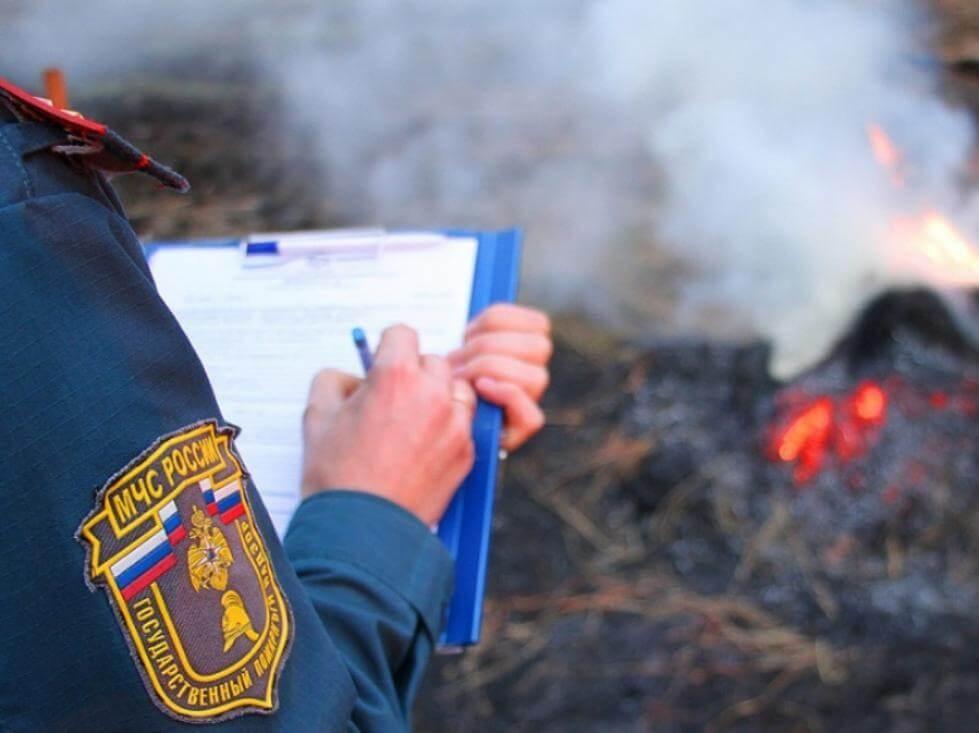 За нарушение требований правил противопожарного режима грозит штраф!!!