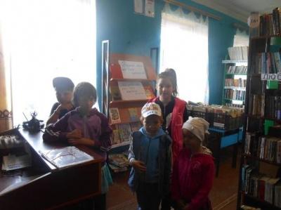 8 июня в Каширском Сельском доме культуры прошла познавательная программа для детей «Путешествие по любимой стране»