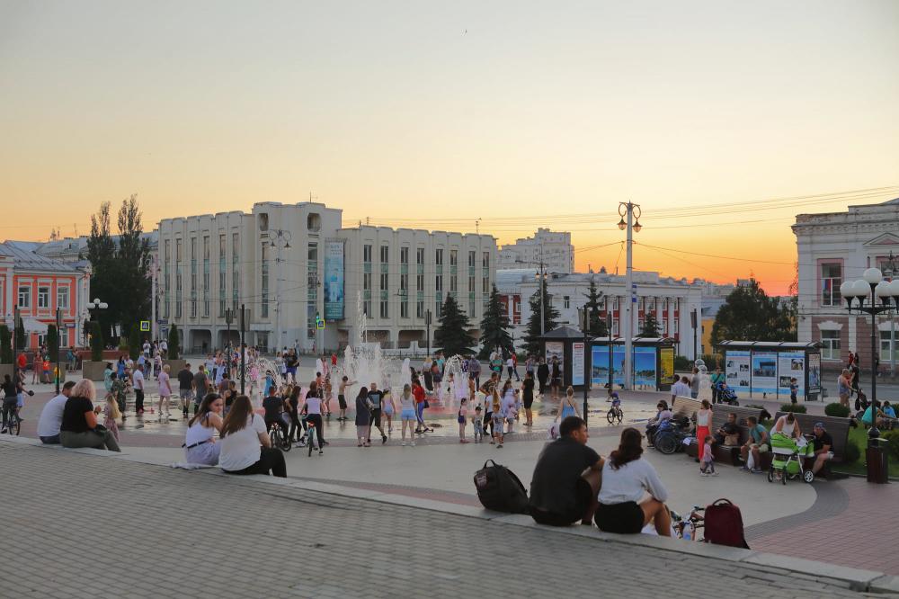«Город славный, город древний...»    Владимир отмечает день рождения!