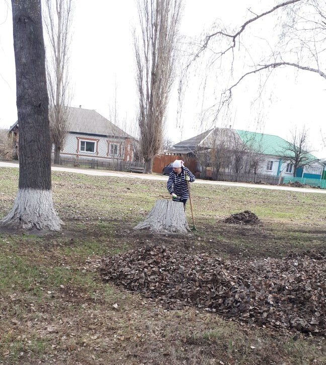 Работники Бирюченского СДК провели час экологии «Земля надеется  на нас».