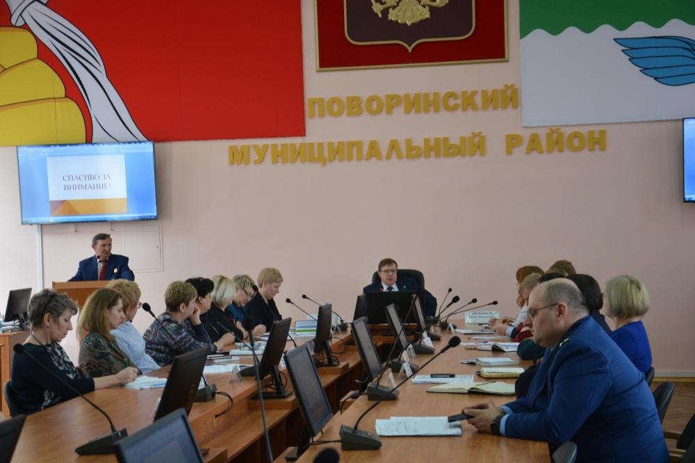 Состоялись заседания по отчету о проделанной работе администрации Мазурского сельского поселения  за 2019 год