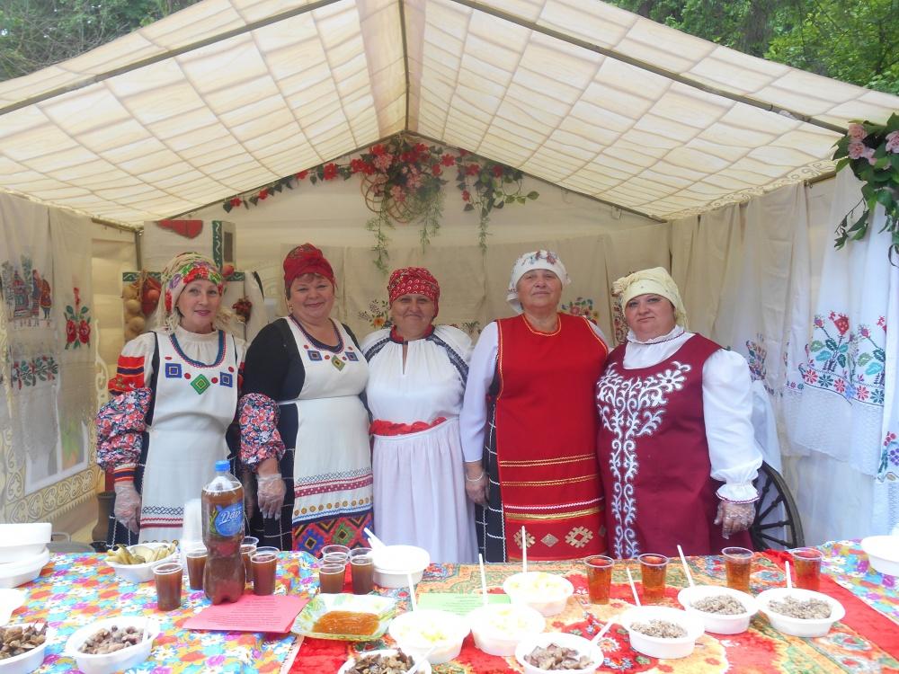 Каширцы приняли участие во II Губернском празднике «Фольклорная весна в Воронеже»