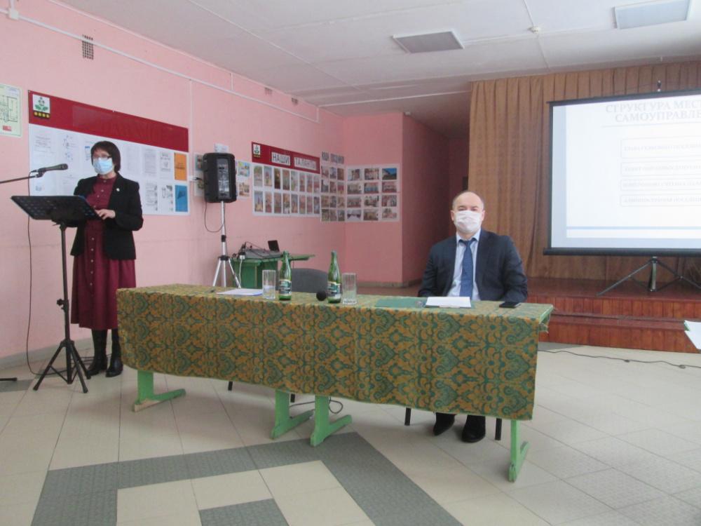 Отчет главы Россошкинского сельского поселения о результатах своей деятельности и деятельности администрации поселения за 2020 год