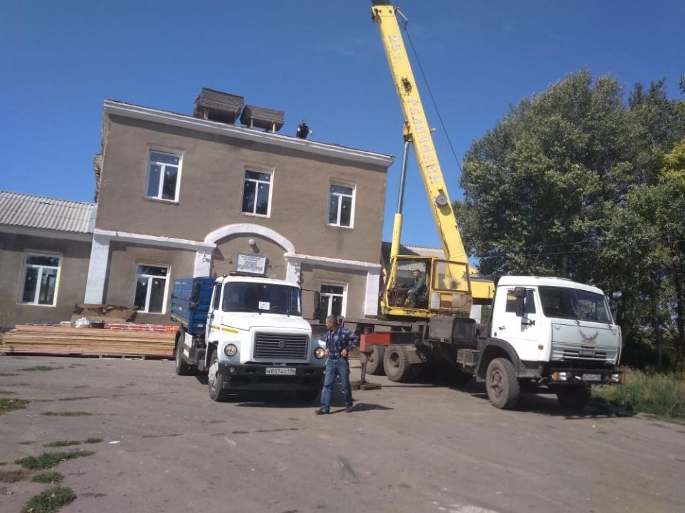 В Березовке капитально отремонтируют  сельский дом культуры.