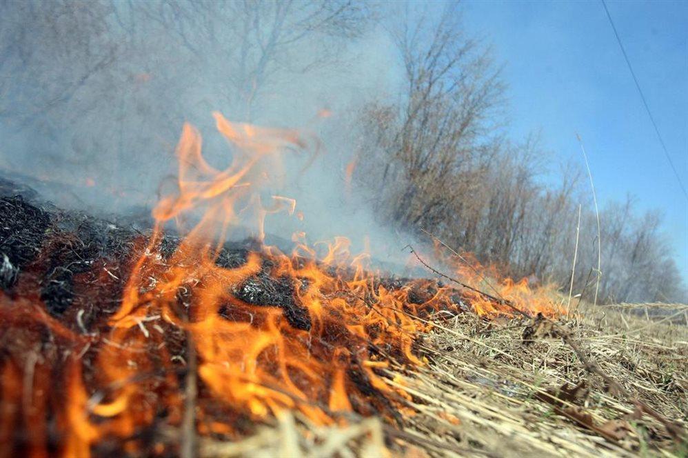 Пожароопасный период!