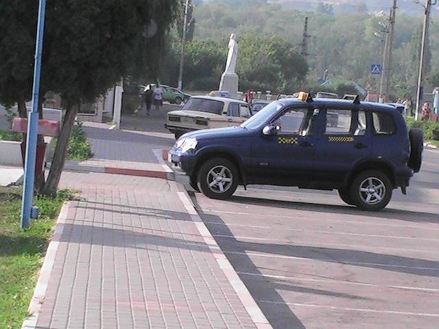 Автостоянки