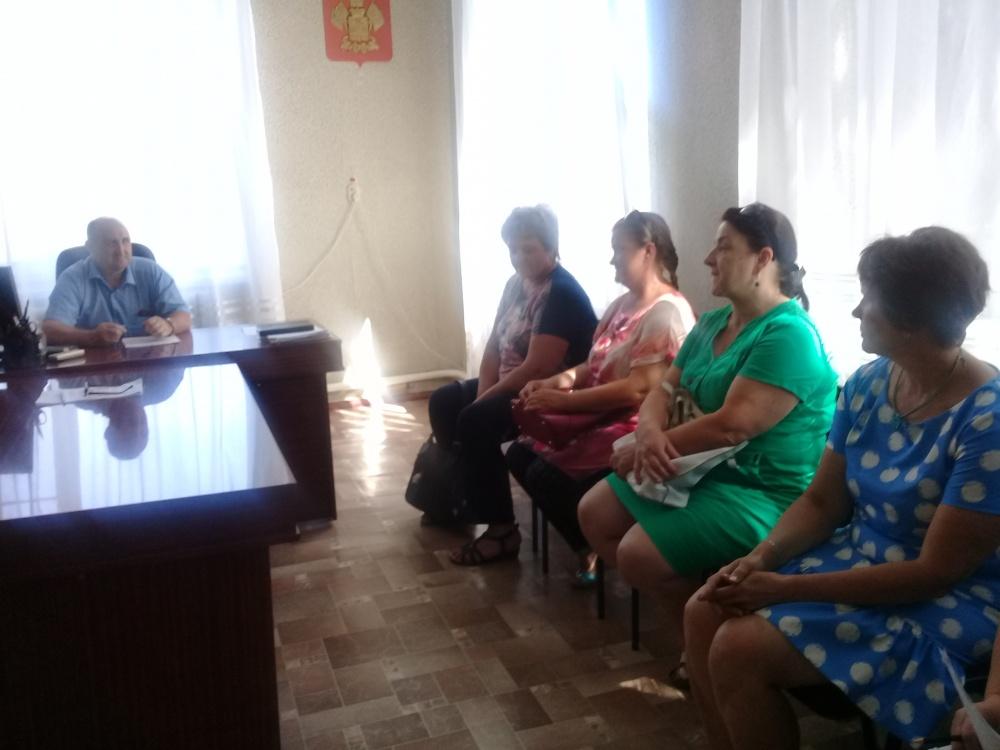 18 июня 2019 года прошла очередная сессия Совета Глебовского сельского поселения Кущевского района 3 созыва