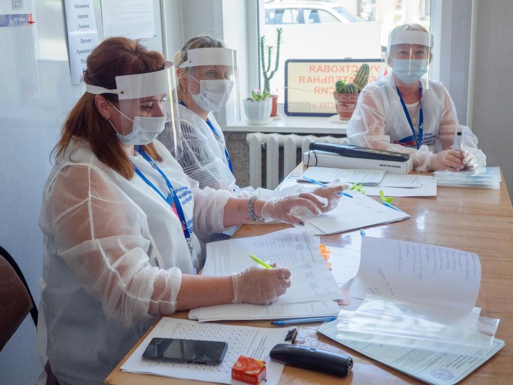91% мятлевцев приняли участие в Общероссийском голосовании по поправкам в Конституцию РФ