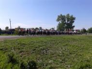 Митинг посвященный Дню Победы
