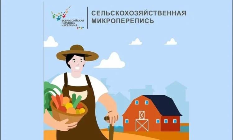 Сельскохозяйственная микроперепись населения