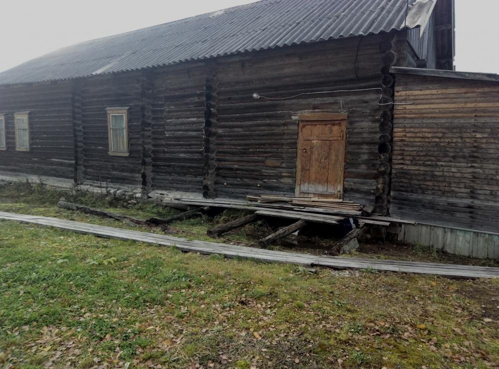 Проект по ремонту Матвеевского СДК на 2020 год.