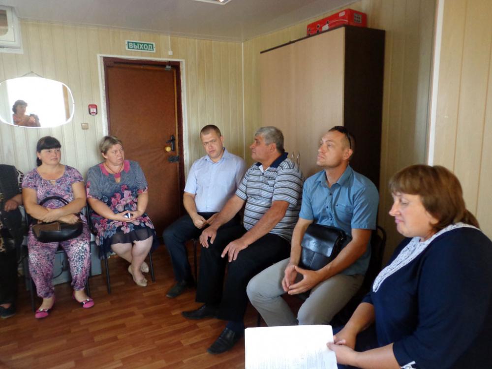 Избрание главы Латненского сельского поселения