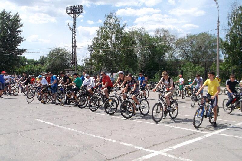 31 мая 2020 года Единый день Велопарадов