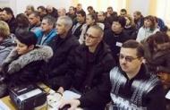 В  с. Дубовый  Умет прошли общественные слушания