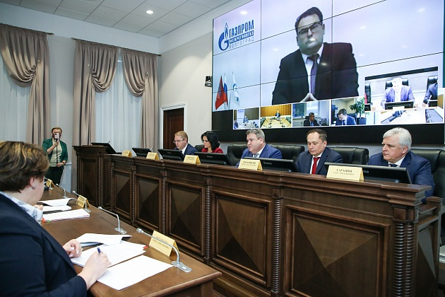 В волгоградском регионе проводится плановая подготовка к газификации поселений