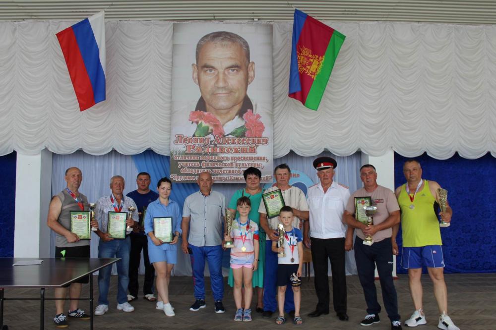 29 мая состоялся уже традиционный  районный турнир по теннису,