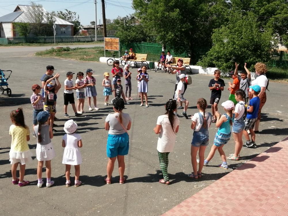 1 июня вся страна отмечала День детства