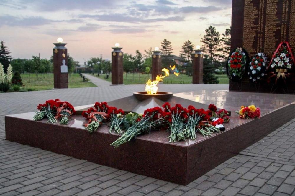 День памяти и скорби по погибшим во время Великой Отечественной войны