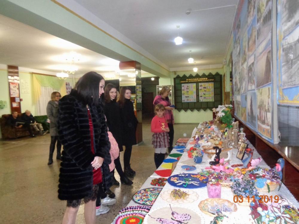 В рамках краевой культурно-образовательной акции «Ночь искусств», приуроченной к празднованию Дня народного единства 3 ноября 2019 года