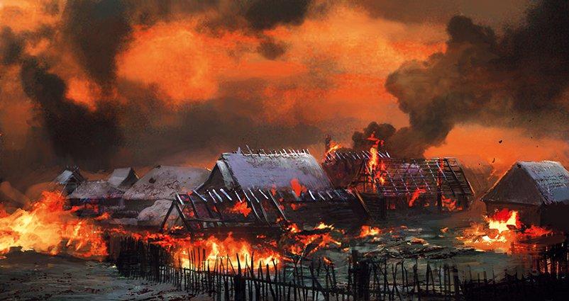 ВНИМАНИЕ!!!! 5 класс пожарной опасности