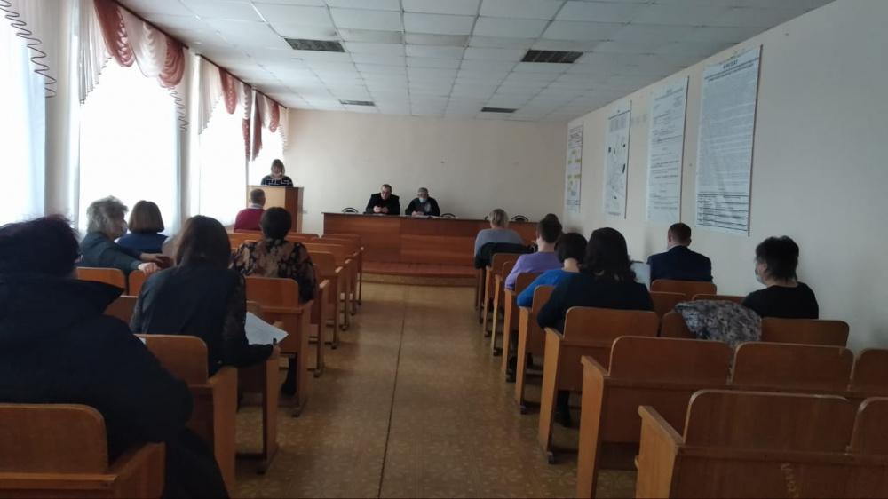 29 декабря 2020 года состоялась сессия Совета народных депутатов Давыдовского городского поселения