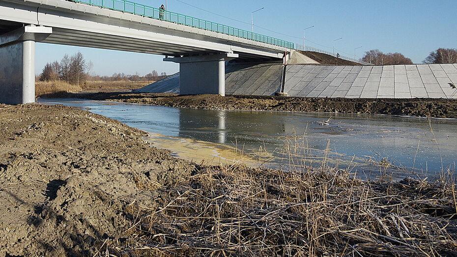 В селе Братки расчистят русло реки Савала