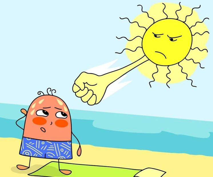 Профилактика и первая помощь при тепловом и солнечном ударах