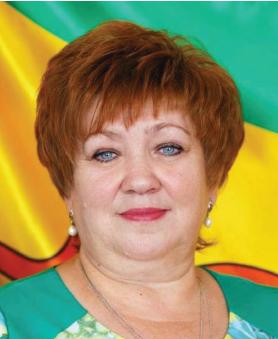 Бокова Валентина Ивановна