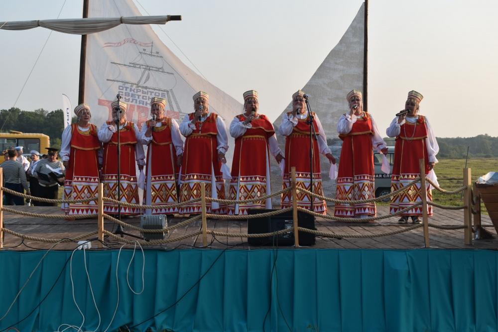 """Фестиваль  посвященный Дню Военно-морского флота """"Виват, Икорец!"""""""