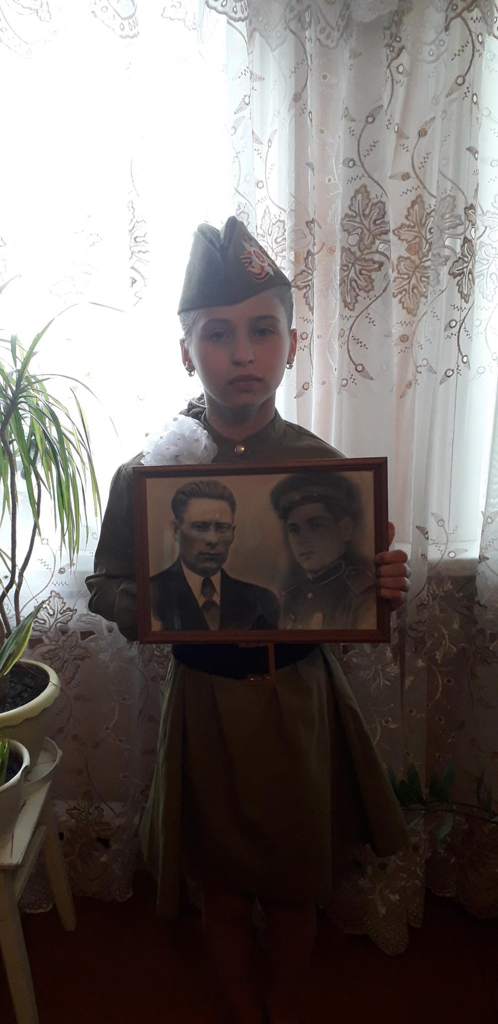 Высоковский СДК принял участие в акции «Бессмертный полк»