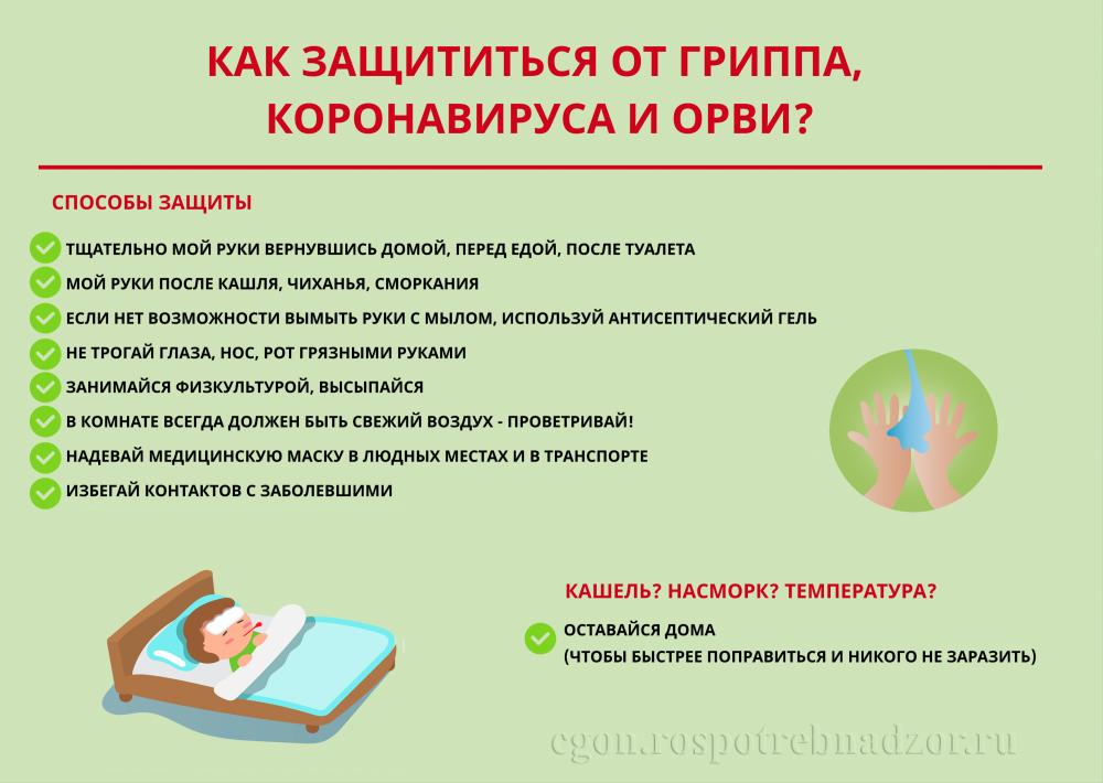 Важно! Рекомендации Управления Роспотребнадзора по Воронежской области