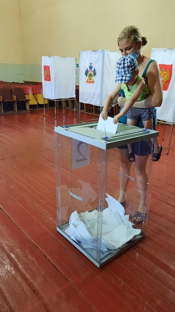 Молодежь и выборы
