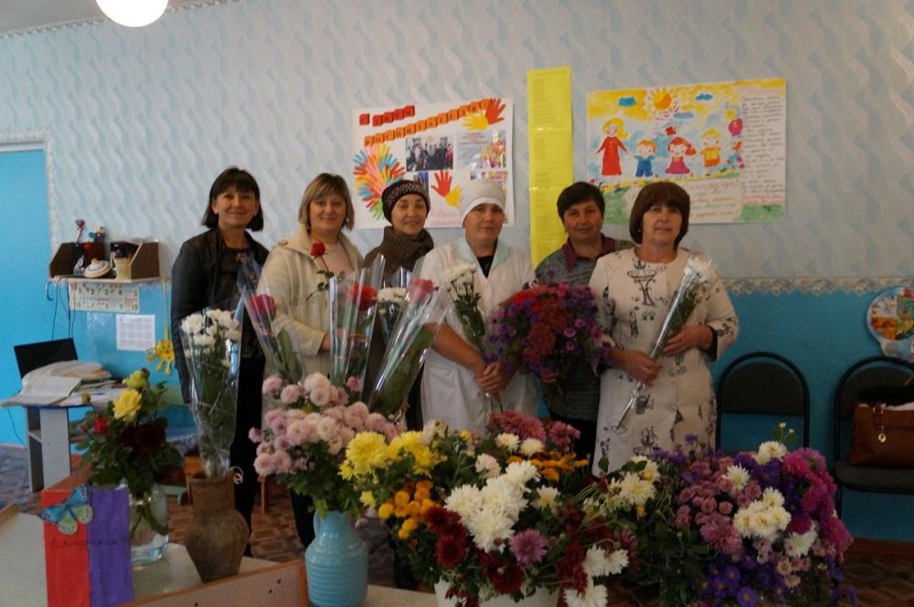 Поздравление работникам дошкольного образования
