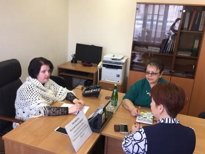 19 марта 2019 года в общественной приемной губернатора Воронежской области в Терновском муниципальном районе был проведен День бесплатной юридической помощи