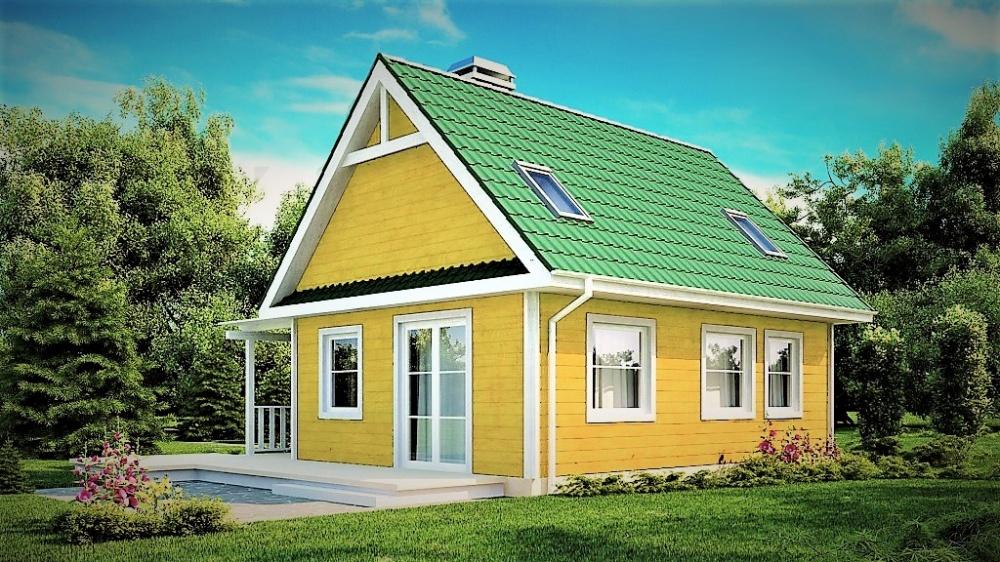6 и 21 августа в 10:00 пройдут вебинары по теме: Новое в оформлении жилых и садовых домов