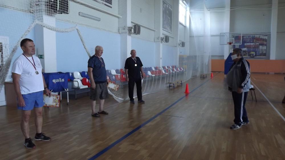 8 августа в спортивно-оздоровительном комплексе прошли спортивные мероприятия, посвященные Дню физкультурника