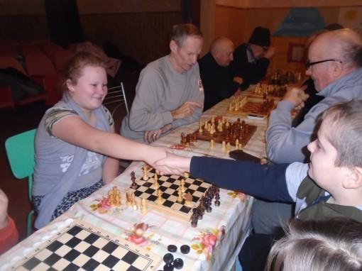 Шахматный турнир «В память о наставнике» Коротаеве В.И.