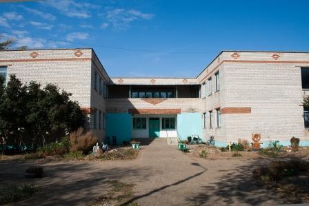 Заплавенский детский сад