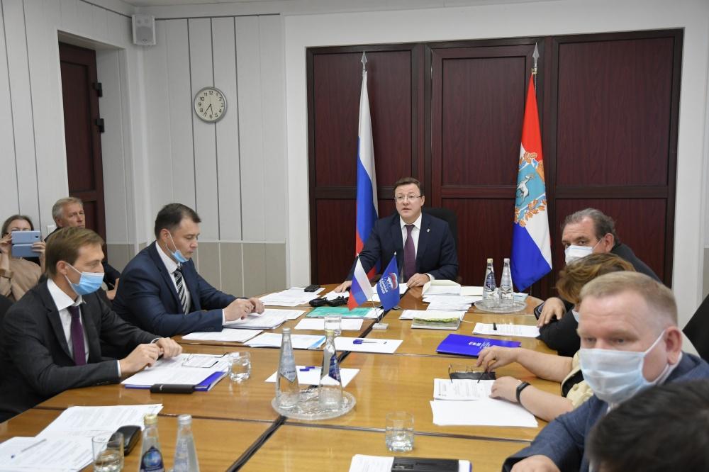 Дмитрий Азаров: Настало время выполнять предвыборные обещания  В регионе состоялся Президиум Регионального Политического Совета «ЕДИНОЙ РОССИИ»