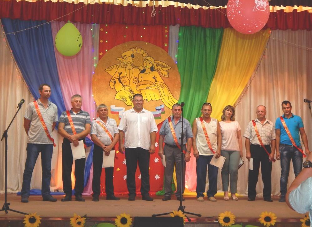 24 июля в Воронцовском Доме культуры прошел  праздник лета – День Урожая.