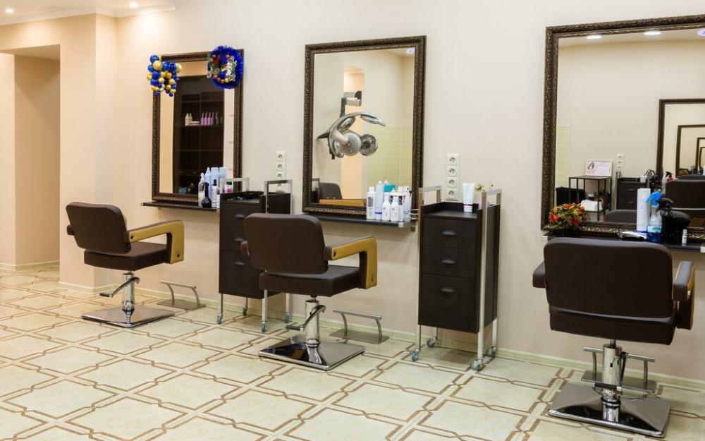Предоставление услуг салонов красоты и парикмахерских