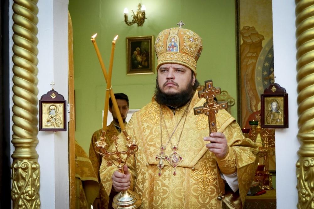 Епископ Борисоглебский и Бутурлиновский Сергий совершил чин великого освящения Никольского храма с. Есипово