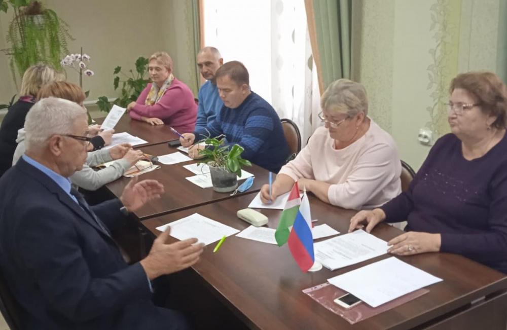 Мятлевские депутаты приступили к работе